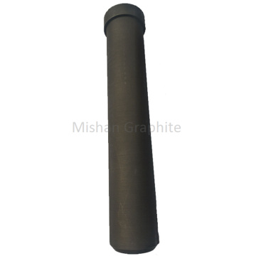 Small Graphite Electrode for Arc Furnace