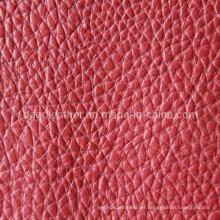 Good Colour Fastness Furniture Bonded PU Leather (QDL-FB004)