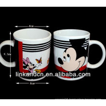 ceramic mug with animal logo fantastic