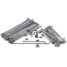Großhandel 40 stücke Ural CJ-K750 Motor Vorne und Hinten Edelstahl Felge Radspeichen Kit Set für BMW R12 R75 R72 M1 M72 MW750