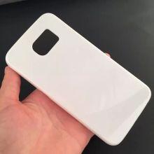 2015 nuevo Samrt móvil plástico 3D teléfono celular caso Samsung S6