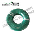 UL3122 Silicone Rubber Wire with Braided Fiberglass Sleeve