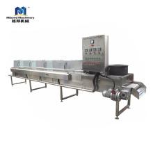 Machine de séchage de dates de fruits rouges de déshydrateur industriel de nourriture d'opération facile