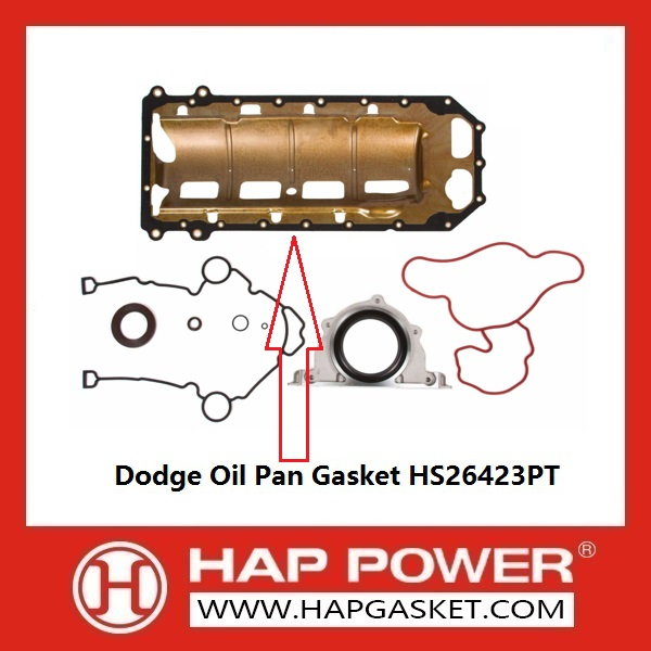 Dodge Oil Pan Gasket HS26423PT''