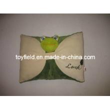 Hug Cushion Cartoon Animal Head Plush Pillow