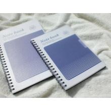 PP-Abdeckung Spiral Notebooks / Bürobedarf