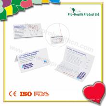 Mini testador de monofilamento diabético de plástico