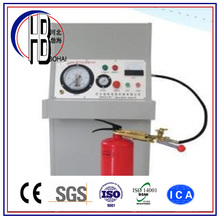 Nitrogen Filling Machine Used for Fire Extinguisers with Big Discount