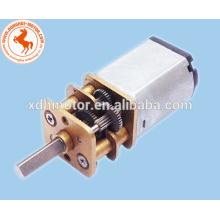 Moteur à engrenages de CC de 12mm pour la serrure électrique, moteur d'engrenage de CC de 12mm 6v 12mm 12v de Peut être équipé du codeur