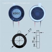 30mm 4ohm 8ohm 16ohm 32ohm mylar speaker