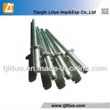 Алюминиевый слепой заклепки/DIN7337 алюминий/сталь заклепки
