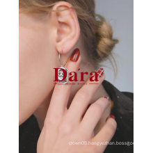 Fahion Alloy Letter C G Earrings With Exaggerated Women Earrings