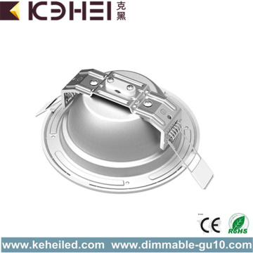 SMD LED DownLights 8W plástico alto luminoso