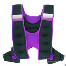Custom Unisex Adjustable Weight Training Fitness Tactical Body Weighted Vest