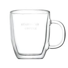 Tasse à café en verre de Starbucks de 500 ml