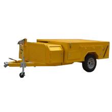 mini remolque delantero que acampa plegable para acampar