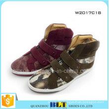 Lady Casual Shoe Woman Casual Shoe Comfort Casual Shoe