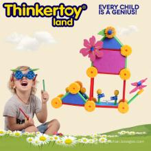 Творческая детская игрушка 2015 Новое образование Игрушка строительные блоки