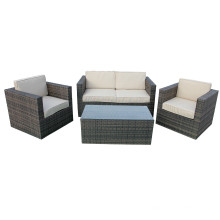 Conservatory Outdoor Wicker Sofa Furniture Set