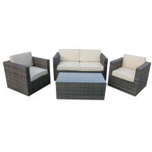 Консервирующая наружная плетеная мебель для спальни