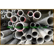 Tubulação de aço inoxidável do diâmetro de 50mm