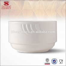 Collapsible bowl creme brulee bowl ceramic soup bowl