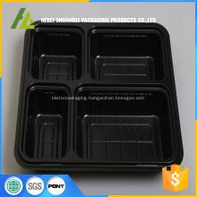 Microwave Meal Prep Portion Bento Box