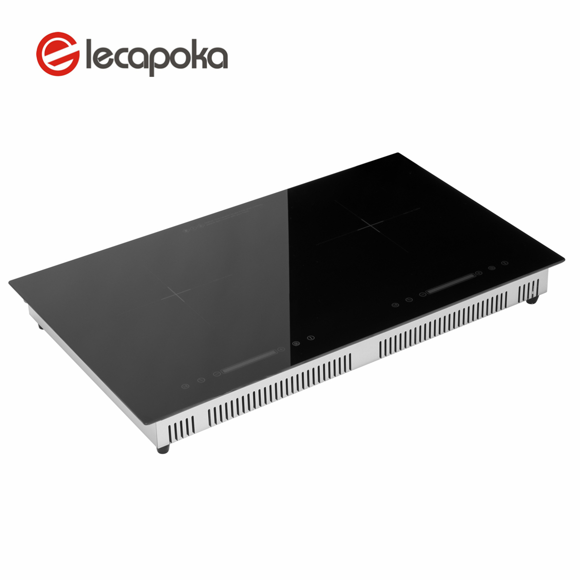 117041-Electric Cooktop 2 Burner