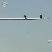 Poste de la señal de tráfico galvanizado 8M