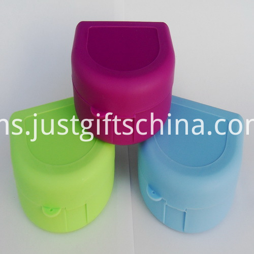 Promotional Semicircle Shape Denture Box_4