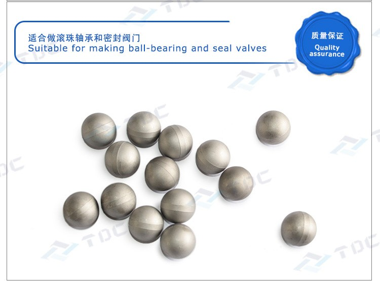 Ball bearing and seal valves