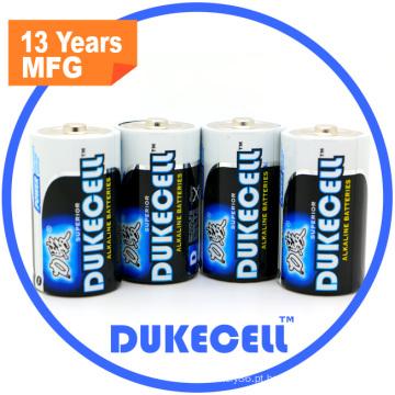 Bateria sem fugas de mercúrio D