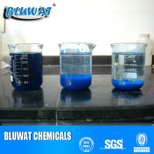 Coagulantes Klaraid PC1221e Polímero Equivalente para la Eliminación de Color