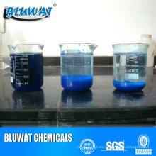 Efluente Decolorante Polímero Productos Químicos para el Tratamiento de Aguas Residuales de Textiles