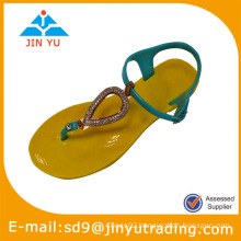 2014 designer jelly shoes
