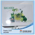 ISO 9001 Plástico PVC ABS Material para mascotas Metro Tarjetas