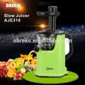 AJE318 juicer machine,carrot juicer machine, auger juicer