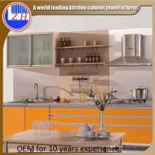 2015 Nuevo gabinete de cocina de plástico (zhuv)