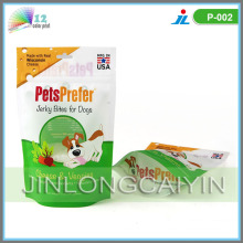 Pet Food Bag for Dog with Stand up Bag