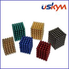 NdFeB Magnetic Balls (T-010)
