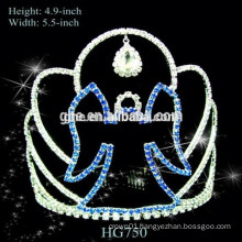 All-season performance factory directly princess crown necklace