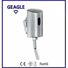 Barato sanitários sensor flush válvula casas de banho desenhos fornecidos pela china fornecedor ZY-108D
