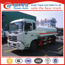 Dongfeng 12m3 used water tank truck for sale