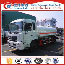 Dongfeng 12m3 usado caminhão tanque de água à venda
