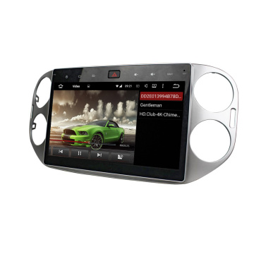 Tiguan 2013-2015 Deckless Auto DVD-Player