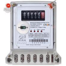 Zwei-Phasen-Drei-Draht-Stromzähler für Ecuador