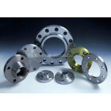 Carbono forjado acero brida con de calidad superior