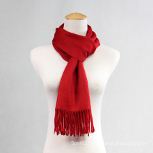 Red Men′s and Women′s General Cashmere Scarf CD20cl