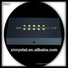 Plastic LED Light Base for Crystal Model