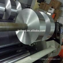 Fabrication Prix compétitif Rouleau en aluminium pour produits d'air